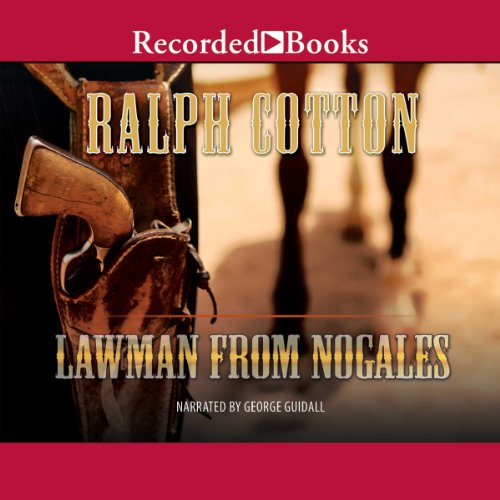 Lawman from Nogales cover art