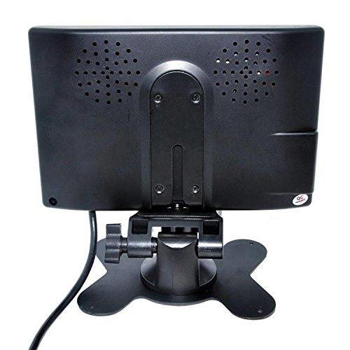 『Auto Wayfeng® 7インチモニター+ バックカメラ12V/24V兼用 バックカメラセット+一体型20Mケーブル トラック、バス、重機等対応』の8枚目の画像