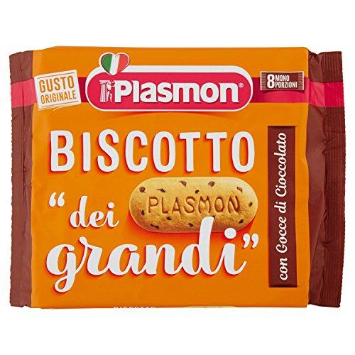 Plasmon Biscotto dei gandi Gocce di Cioccolato - 270 g