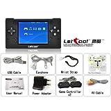 OYE TEAM Letcool N350JP Tasche retrogame Kostenlose Video Spiele Konsole + 2 Controller Gamepad inklusive -