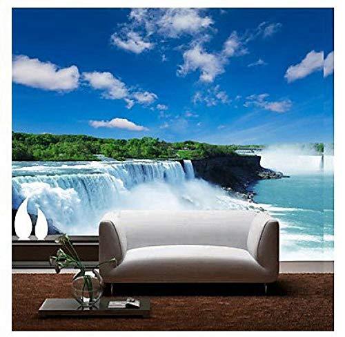 Fototapete Tapete Leinwand Wandverkleidung Kleber Art Deco Muster 3D Gesetz Landschaft Tapete Tv Hintergrund,500cmx350cm