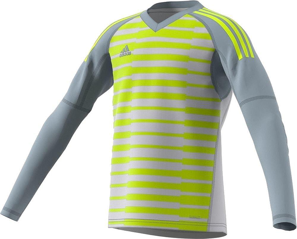 Amazon.com: adidas AdiPro 18 GK Youth Long Sleeve Jersey (Medium ...
