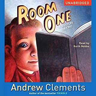 Room One audiobook cover art