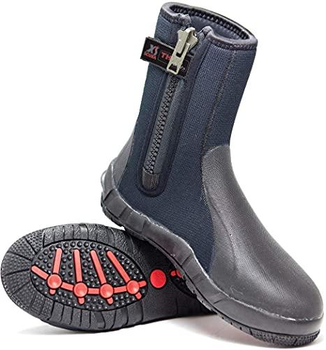 XS Scuba 8mm Thug Dive Boots, Size - 10