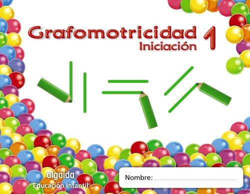 Trazos y trazos 1. Iniciación. Grafomotricidad. Educación Infantil (Educación Infantil Algaida. Grafomotricidad) - 9788498775549