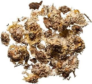 Ju Hua Chinese Herb | Chrysanthemum Flower - Helps to Release Wind - Heat | Medicinal Grade Chinese Herb 1 Oz