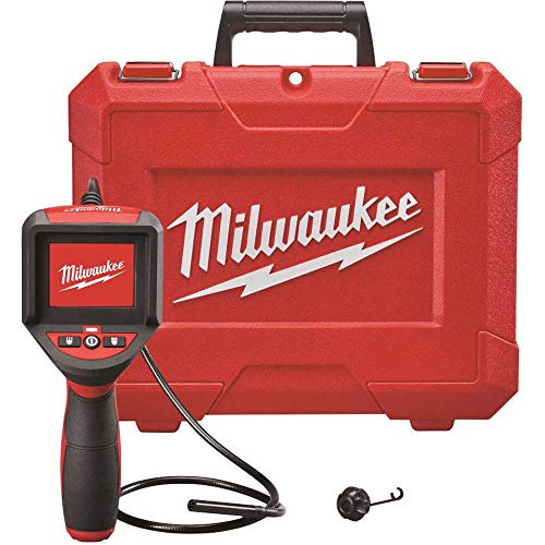 Milwaukee Electric Tool 2309-20 M-Spector Inspection Scope Kit, 9 mm, 4.92'...