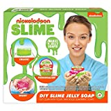 Nickelodeon Slime Kit for Kids DIY Jelly Slime Soap Set