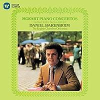 Mozart: Piano Concertos Nos. 16 & 11 by Daniel Barenboim