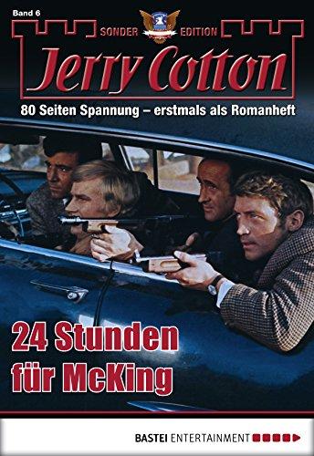 Jerry Cotton Sonder-Edition - Folge 6: 24 Stunden für McKing