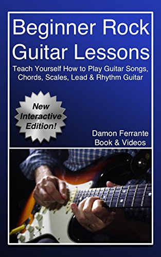 Beginner Rock Guitar Lessons: Guitar Instruction Guide to Learn ...