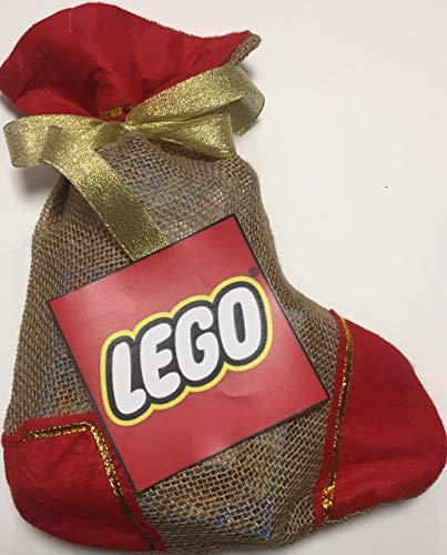 Euronatale Calza BEFANA Bimbo Lego