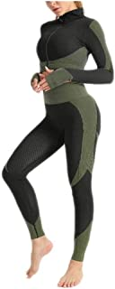 Gym Exercise Two Piece Set Woman's Sportswear Active Set