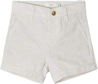 NAME IT Nmmfalcon Shorts Pantalones Cortos para Niños