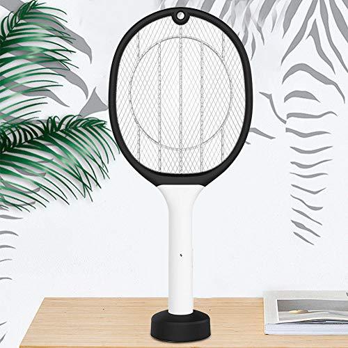 Fly Insect Summer Indoor Outdoor Home 2 in 1 Racchetta Lampada Killer Cordless Palmare Elettrico Zattera Swatter Bug Zapper