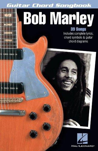 Bob Marley: Guitar Chord Songbook (Guitar Chord Songbooks ...