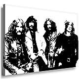 Bilder Kunstdrucke/Boikal/Bild mit Keilrahmen Black Sabbath