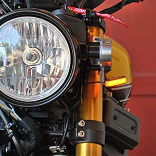 Yamaha XSR 900 Front Turn Signals - New Rage Cycles