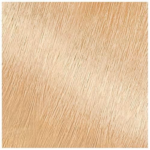 Garnier Nutrisse Ultra Color Nourishing Permanent Hair Color Cream, LB2 Ultra Light Natural Blonde (1 Kit) Blonde Hair Dye (Packaging May Vary), Pack of 1