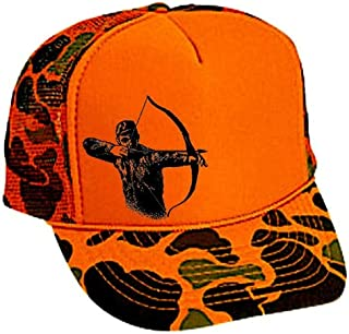 Best bow hunting trucker hats Reviews