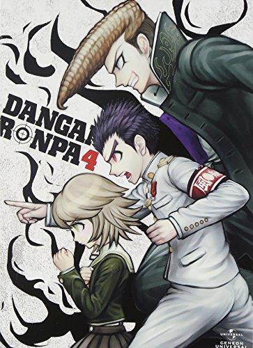Danganronpa the Animation 4 [l [DVD-AUDIO]