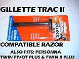 Trac II Razor (Compatible)