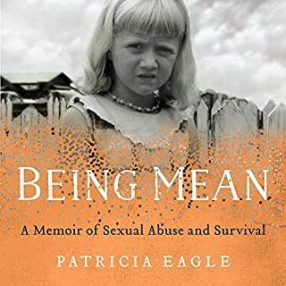 Being Mean audiobook cover art