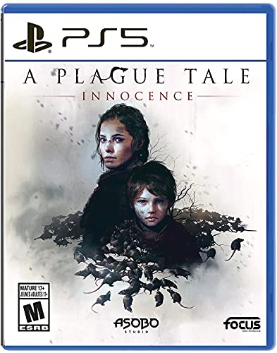 A Plague Tale: Innocence PS5 Was $39.99  Now $29.99  Amazon  Amazon UK £29.99…