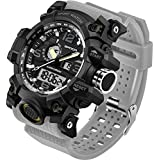 Men's Watches Military Sports Electronic LED...