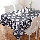 GTWOZNB couvertures de Table jetables de nappes de Table de fête pour l'anniversaire de Simple et frais-27_60 * 60 cm