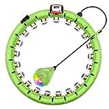 HuaMulan Fitness Reifen, Smart Gewichtsverlust Fitness Reifen, fällt Nicht, 24 bewegliche und...