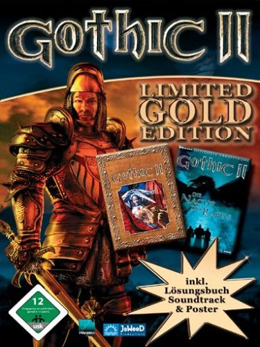 Gothic 2 - Limited Gold Edition