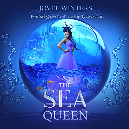 The Sea Queen audiobook cover art