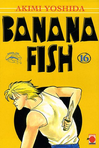 Banana Fish, Tome 16 :