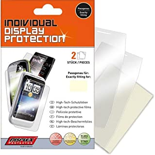 Displex protector de pantalla Lámina protectora-para Nikon d70s