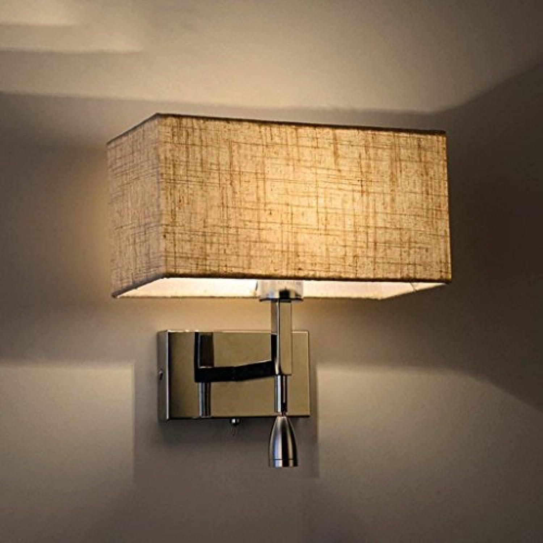 DSJ LED Kreative Wandleuchte Wohnzimmer Moderne Hotel Schlafzimmer Nachttischlampe Einfache und Warme Mode Gang Korridor Lichter