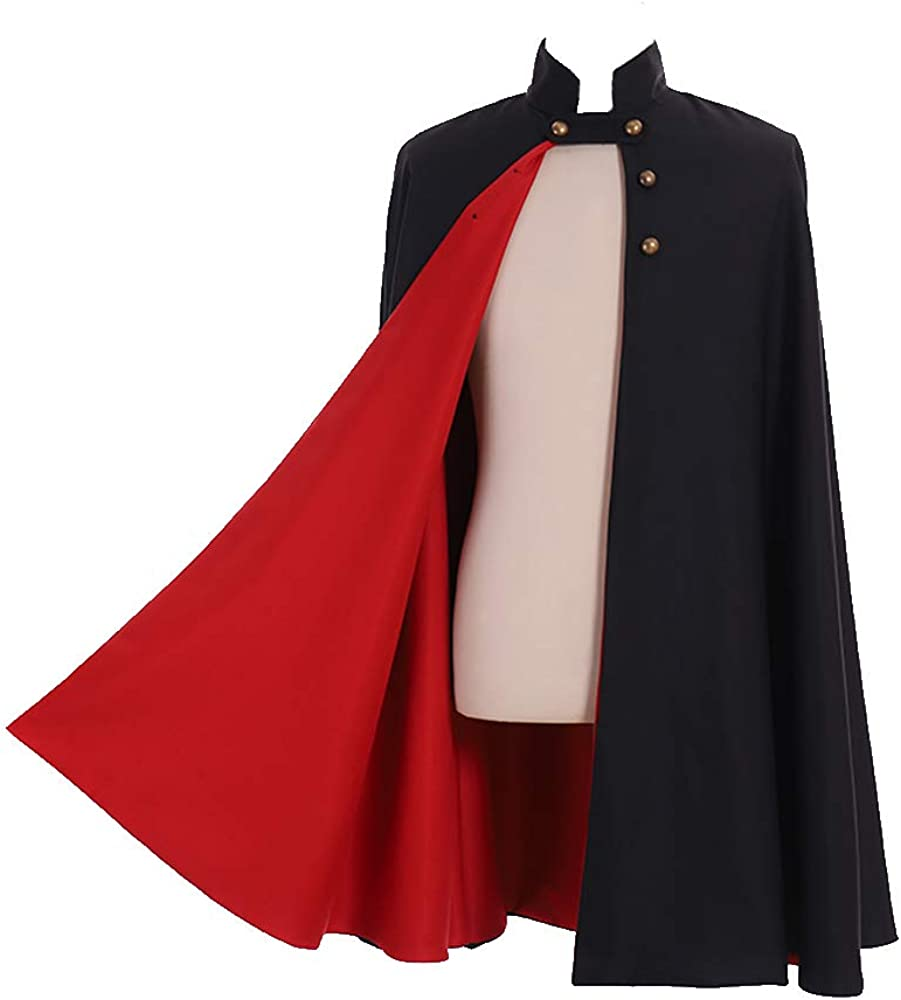 Over The Garden Wall Cosplay Costume Wirt Mantle Cape Costume…