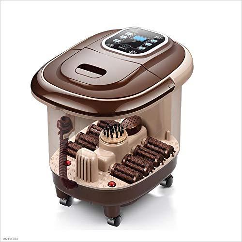 MODYL Voetmassager Automatische voetenbad elektrische massage hittevoet Bather voetbarrel voet massage volwassenen oud huis voetwasmachine