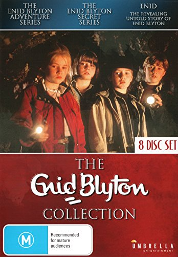 ENID BLYTON COLLECTION THE - ENID BLYTON COLLECTION THE (1 DVD)