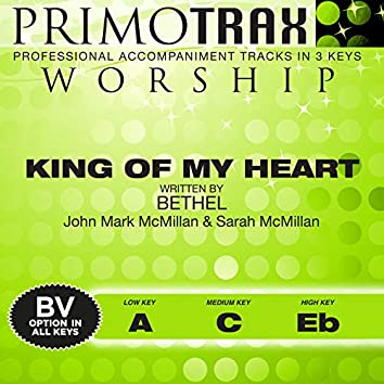 King of My Heart (Performance Tracks) - EP