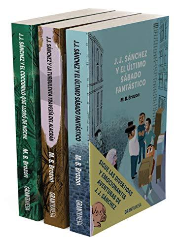 Serie J.J. Sánchez (3 volúmenes)