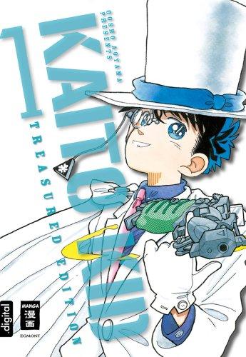 Kaito Kid Treasured Edition 01 (German Edition)