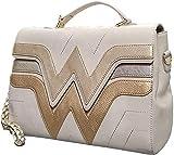Loungefly Wonder Woman Logo Cross Body Bag Purse
