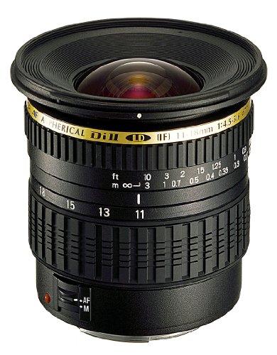 Tamron AF 11-18mm 4,5-5,6 Di II LD ASL SP digitales Objektiv für Nikon (Nicht D40/D40x/D60)