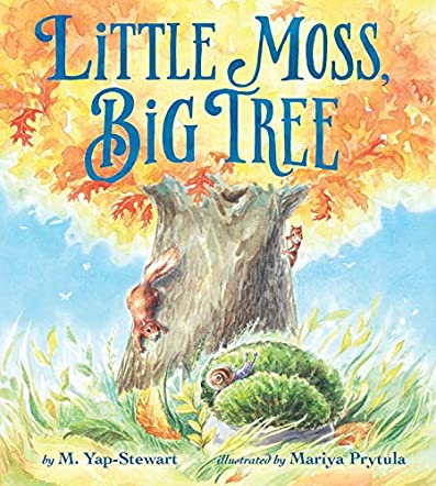 Little Moss, Big Tree
