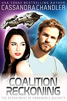 Coalition Reckoning (The Department of Homeworld Security Book 10) by [Cassandra Chandler]