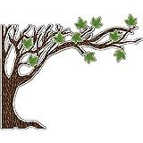 Schoolgirl Style Woodland Whimsy Big Tree Bulletin Board Set