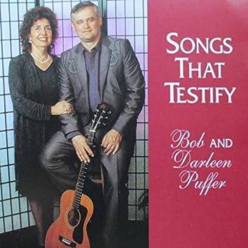 Songs That Testify