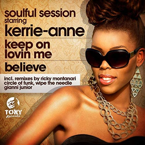 Kerrie-Anne & Soulful Session