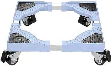 Base Móvil de Lavadora con 4 ruedas Multifuncional Rodillo